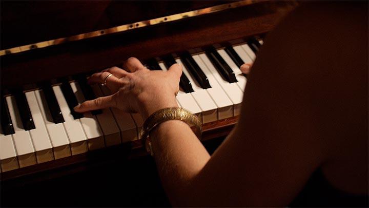 Geneviève Labbé piano